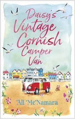 Daisy's Vintage Cornish Camper Van poster