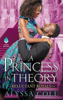 A Princess in Theory poster