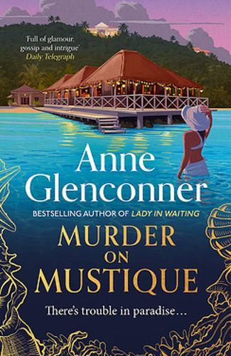 Murder On Mustique poster
