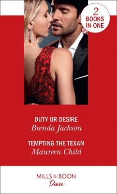 Duty or Desire / Tempting the Texan poster