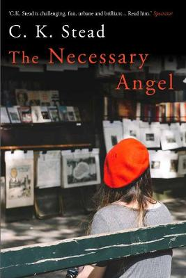 The Necessary Angel poster