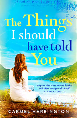 The Things I Should Have Told You poster