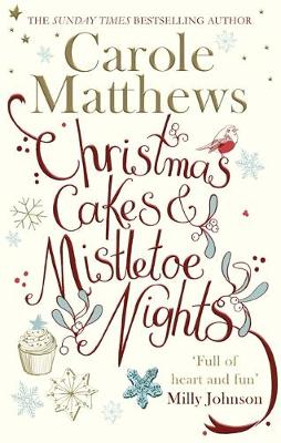 Christmas Cakes and Mistletoe Nights poster