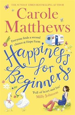 Happiness for Beginners poster