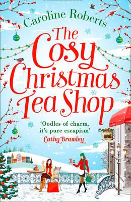 The Cosy Christmas Teashop poster