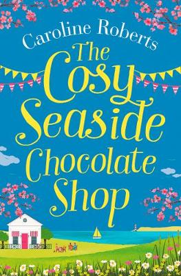The Cosy Seaside Chocolate Shop poster