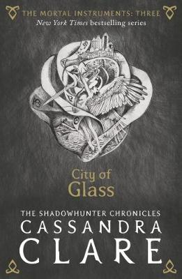 City of Glass poster
