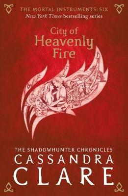 City of Heavenly Fire poster