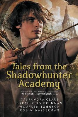 Tales from the Shadowhunter Academy poster