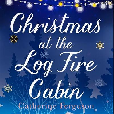 Christmas at the Log Fire Cabin poster