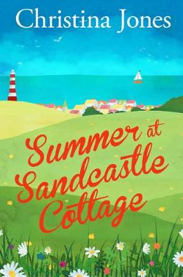 Summer at Sandcastle Cottage poster