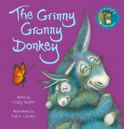 The Grinny Granny Donkey poster