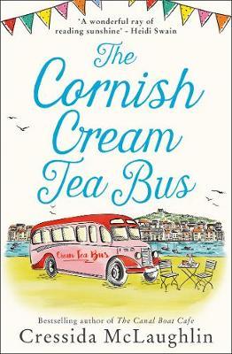 The Cornish Cream Tea Bus poster