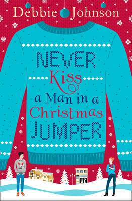 Never Kiss a Man in a Christmas Jumpercover art