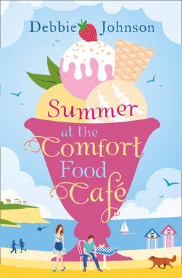Summer at the Comfort Food Cafe poster