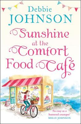 Sunshine at the Comfort Food Cafe poster