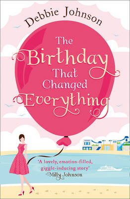 The Birthday That Changed Everythingcover art