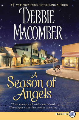 A Season of Angels Large Printcover art