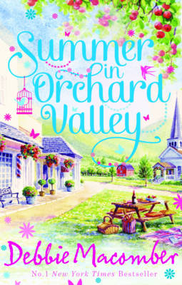 Summer in Orchard Valleycover art
