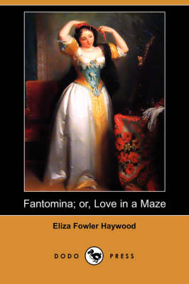 Fantomina; or, Love in a Maze poster