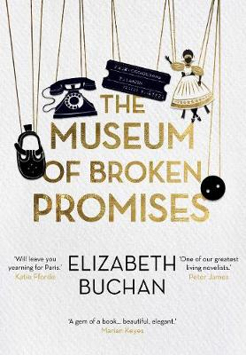 The Museum of Broken Promises poster