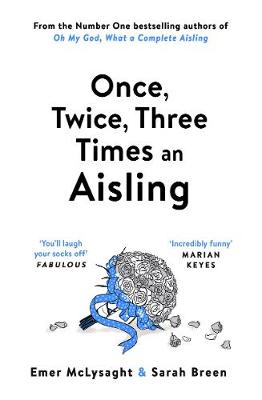 Once, Twice, Three Times an Aisling poster