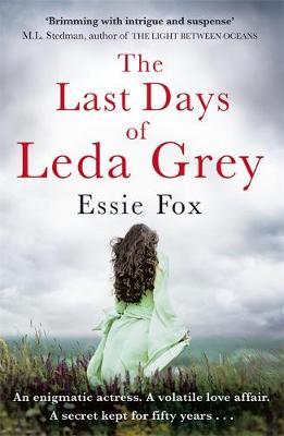 The Last Days of Leda Grey poster