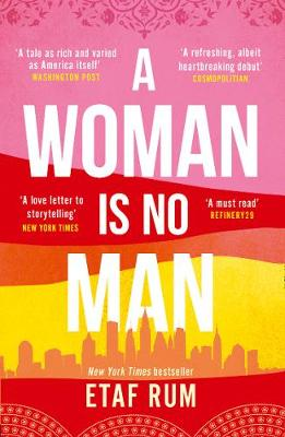 A Woman is No Man poster