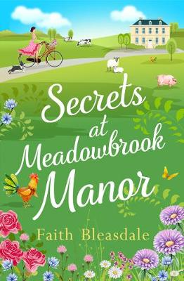 Secrets at Meadowbrook Manor poster