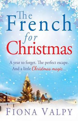 The French for Christmas poster