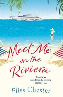 Meet Me at the Riviera poster