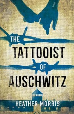 The Tattooist of Auschwitz poster