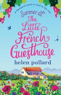 Summer at the Little French Guesthouse poster
