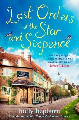 Last Orders at the Star and Sixpence poster
