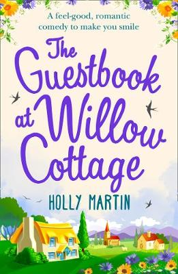 The Guestbook At Willow Cottage poster
