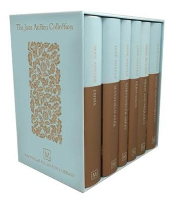 The Jane Austen Collection poster