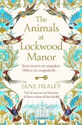 The Animals at Lockwood Manor poster