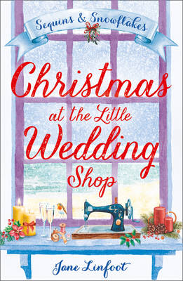 Christmas at the Little Wedding Shop: Sequins and Snowflakes poster
