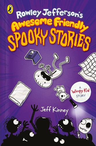 Rowley Jefferson's Awesome Friendly Spooky Stories poster