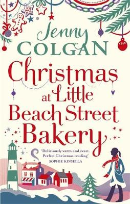 Christmas at Little Beach Street Bakery poster