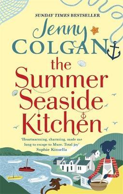 The Summer Seaside Kitchen poster