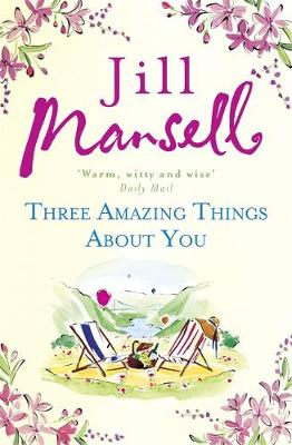 Three Amazing Things About You poster