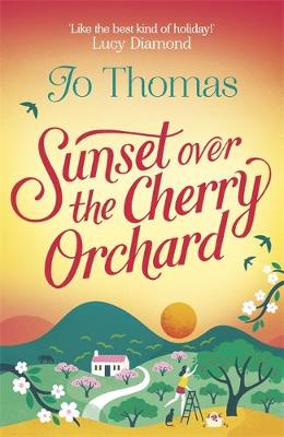 Sunset over the Cherry Orchard poster