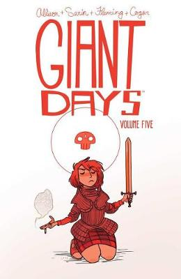 Giant Days, Vol. 5 poster