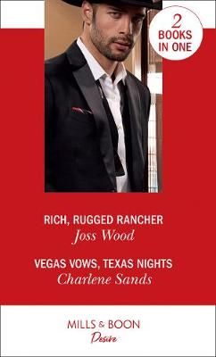 Rich, Rugged Rancher / Vegas Vows, Texas Nights poster