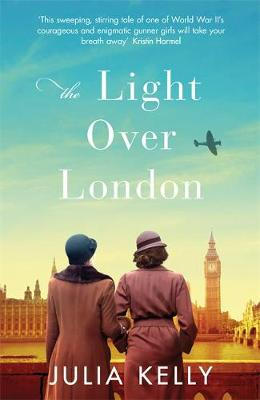 The Light Over London poster