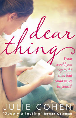 Dear Thing poster