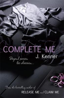 Complete Me poster