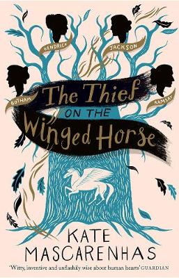The Thief on the Winged Horse poster