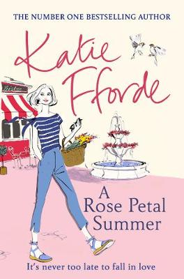 A Rose Petal Summer poster